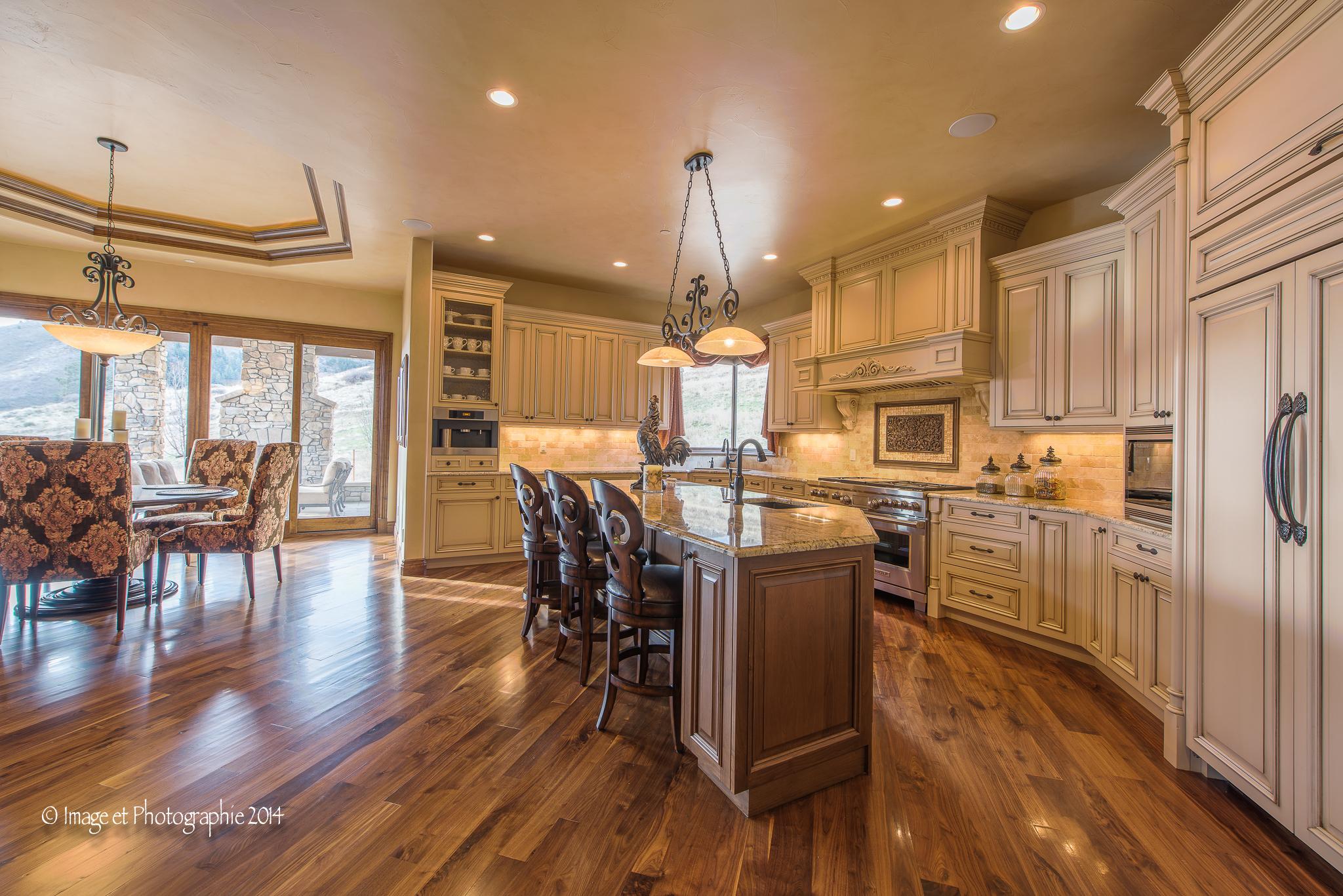 Kitchen Design Denver Real Estate Photography